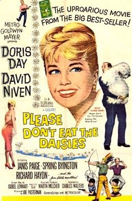 "Classic Movie Night: ""Please Don't Eat the Daisies"""