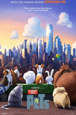 "Family Movie Night: ""The Secret Life of Pets"""