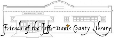 Friends of the Jeff Davis County Library meeting